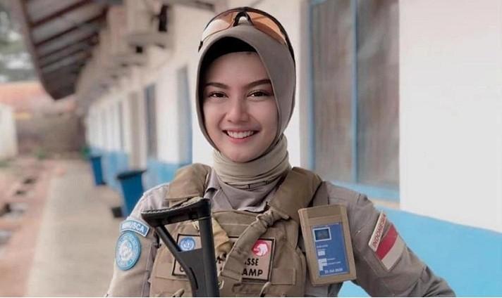 Revilla Oulina, Perempuan Indonesia Pertama yang Jadi Komandan Pasukan PBB