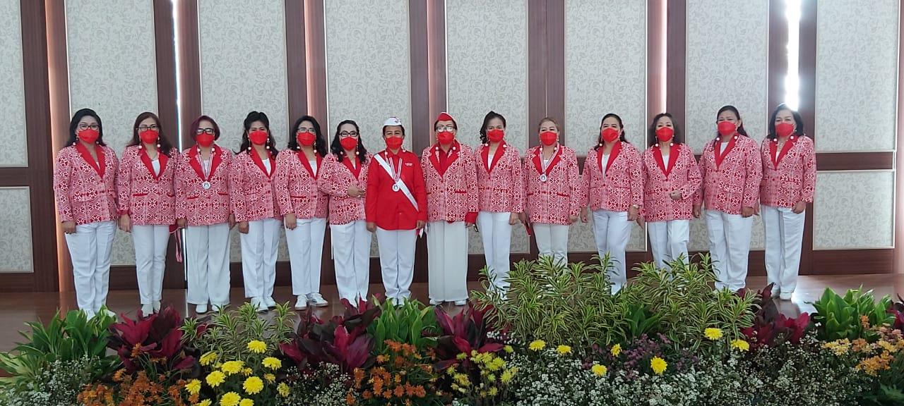 Deklarasi dan Pengukuhan Depidar GPMPI Jawa Timur - (Ada 4 foto)