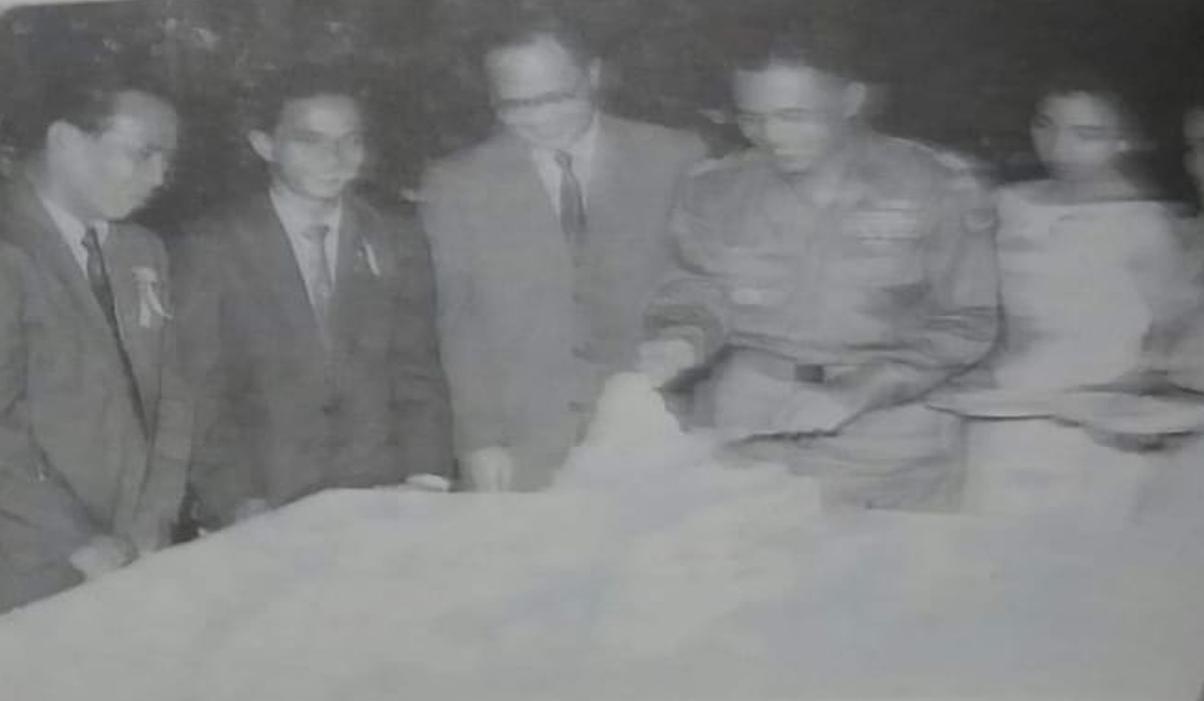 Peringatan Peristiwa Merah Putih 14 Februari 1946